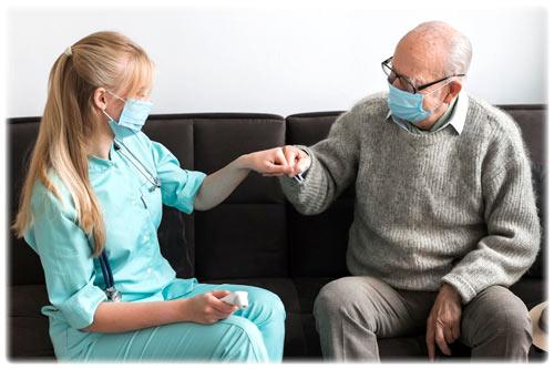 assistenza anziani Verona servizio cooperativa badanti cura anziani